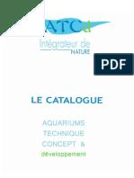 Catalogue ATCd