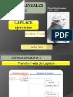 LAPLACE PGF 2011 Para Soltar La Mano