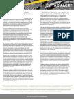 Tax Alert - Declaración y pago del aporte previsto en el Decreto de la Ley de Bomberos
