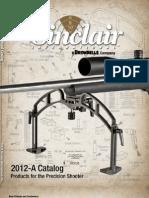 Sinclair International 2012-A Catalog