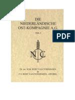 Meinoud Rost van Tonningen & Florentine Rost van Tonningen - Die Niederländisch Ost-Kompagnia A.G., Teil 1