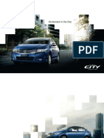 Honda City 2009 - Excitement in the City
