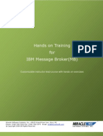 IBM MB Training Document