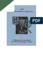 Florentine Rost van Tonningen - Ode aan alle gevallenen van de Lage Landen