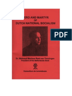 Florentine Rost van Tonningen - Hero and martyr of Dutch national  socialism