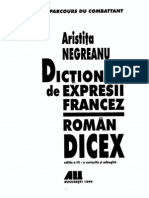 Dictionar de Expresii DICEX
