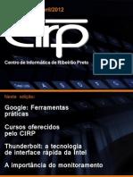 CIRP - Boletim Digital Abril