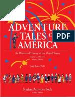 Adventure Tales of America Vol 1 Student Activities