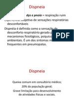 Dispneia