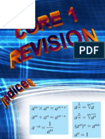 Core 1 Revision