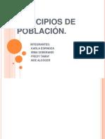 PRINCIPIOS DE POBLACIÓNcap7