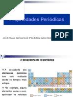 Aula Quimica Geral i Tabela Periodica