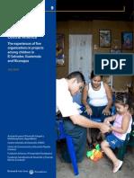 Strengthening the Care Environment for Children in Central America (2)