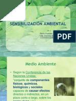 Sensibilización ambiental