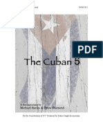 The Cuban Five Treatment_Drew