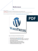 WORDPRESS THEME Referance