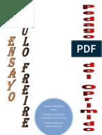 Paulo Freire - Pedagogia Del Oprimido (Ensayo)