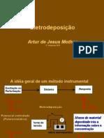 eletrodeposicao