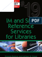 IM and SMS Reference Service