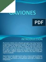 GAVIONES DIAPOSITIVAS[1]