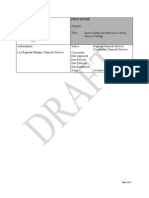 Project Costing AP Staff Manual