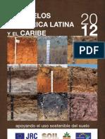 Calendario de Suelos 2012 de América Latina y el Caribe (European Soil Buro)