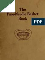 37689133 Pine Needles Baskets