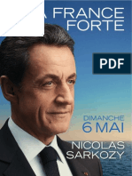 Profession de Foi de Nicolas Sarkozy - Second Tour - Election Présidentielle 2012