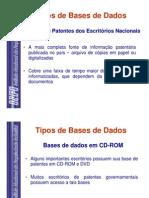 Base de Dados Patente