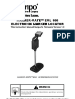 Greenlee Tempo Marker Mate Instruction Sheet