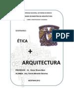 REPORTE DE ETICA