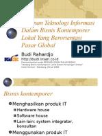 Aplikasi Dunia IT dalam Bisnis