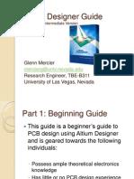 Altium Designer Intermediate Guide