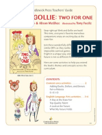 Bink and Gollie Two for One Teachers' Guide