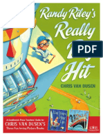 Randy Riley's Really Big Hit by Chris Van Dusen - Teachers' Guide