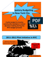 PB-NYC Funder Briefing - Smaller