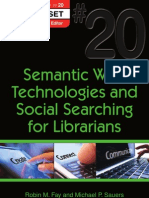 Semantic Web and Social Searching