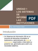 Unidad 1_Sist Inform y Las Inst