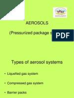 Aerosols Ppt