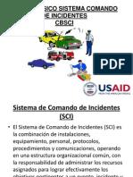 Curso Basico Sistema Comando de Incidentes