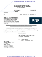 2012-04-25 - MDEC Consent to and Joinder in Notice of Removal