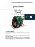 Volvo Penta Installation Manual