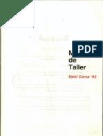 1-Manual Taller Corsa B-generalidades