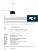 V-Lux 3 Technical Data_en