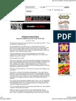 20070000 - San Diego CityBEAT - Pooch Politics