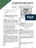 Análise Combinatória (Revisão)
