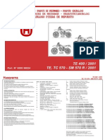 Husqvarna TE TC SMR 400 570 2001 Parts List Www.manualedereparatie.info
