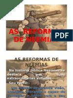 O LÍDER NEEMIAS