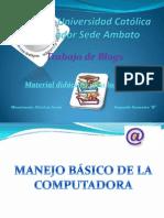 diapositivas de computación básica