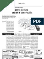 Entrevista Martín Arocena, Paula Elnöder y Hoski por Xime de Coster para Periscopio